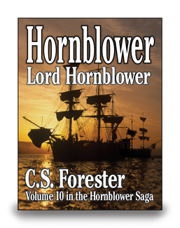 Lord Hornblower - cover