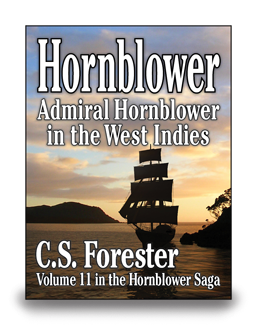Admiral Hornblower in the West Indies - cover