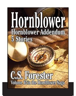 Hornblower Addendum 5 Stories - cover