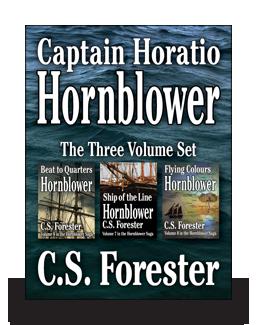Captain Horatio Hornblower - cover