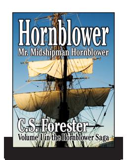Mr. Midshipman Hornblower - cover