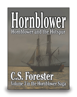 Hornblower and the Hotspur - cover