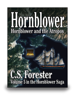 Hornblower and the Atropos - cover