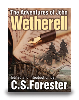 The Adventures of John Wetherell - cover