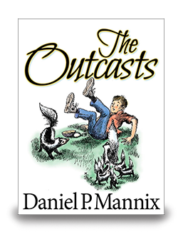 The Outcasts - cover