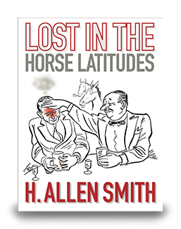 Lost in the Horse Latitudes - cover