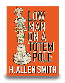 Low Man on a Totem Pole - cover