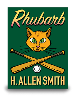 Rhubarb - cover