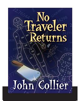 No Traveller Returns - cover
