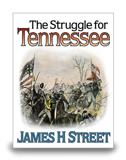 The Struggle for Tennessee - cover