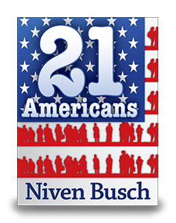 21 Americans - cover