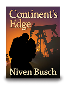 Continent's Edge - cover