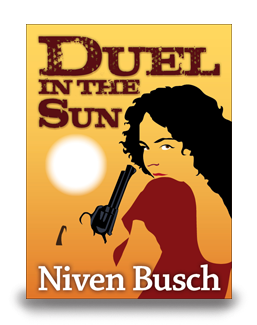 Duel in the Sun - cover