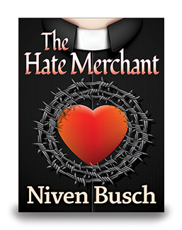 The Hate Merchant - cover
