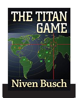 The Titan Game - cover