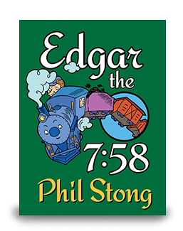 Edgar: The 7:58 - cover