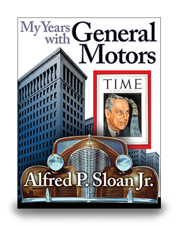 My Years With General Motors - cover