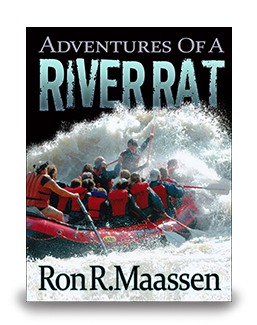 Adventures of a River Rat - cover