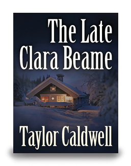 The Late Clara Beame - cover